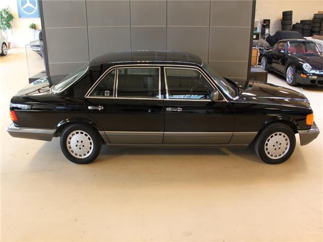 1990 mercedes benz 560sel one owner fully equipped for Mercedes benz 560sel for sale