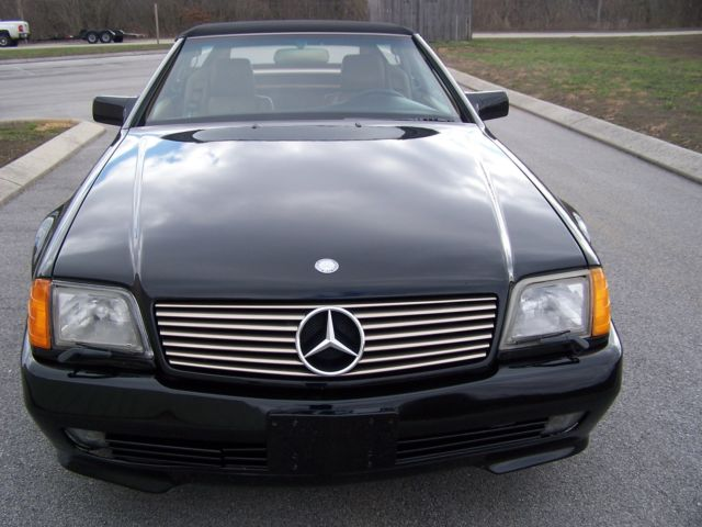 1990 mercedes benz sl500 for sale mercedes benz sl class. Black Bedroom Furniture Sets. Home Design Ideas
