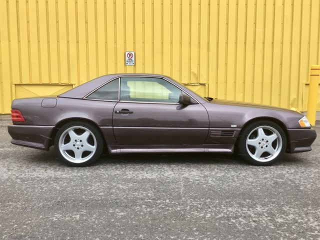 1990 mercedes sl500 amg wide body v8 one of a kind amg for 1990 mercedes benz 500sl for sale