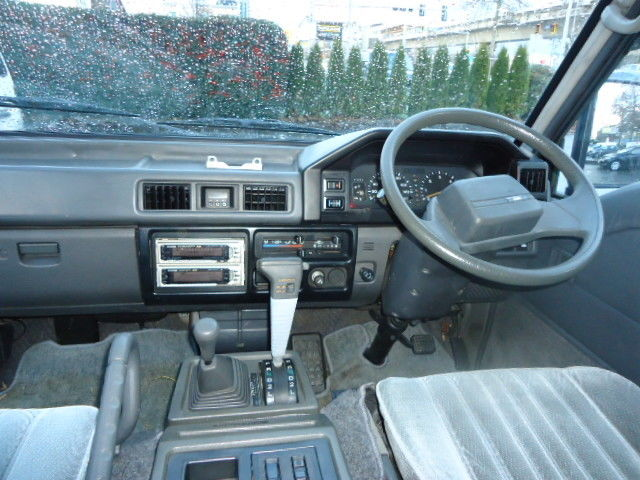 1990 mitsubishi delica l300 4wd turbo diesel wagon automatic 7 passenger van for sale. Black Bedroom Furniture Sets. Home Design Ideas