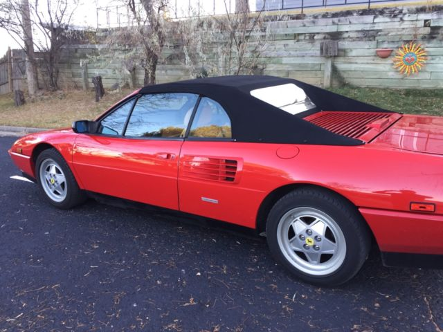 1990 mondial t for sale ferrari mondial 1990 for sale in rapid city south. Black Bedroom Furniture Sets. Home Design Ideas
