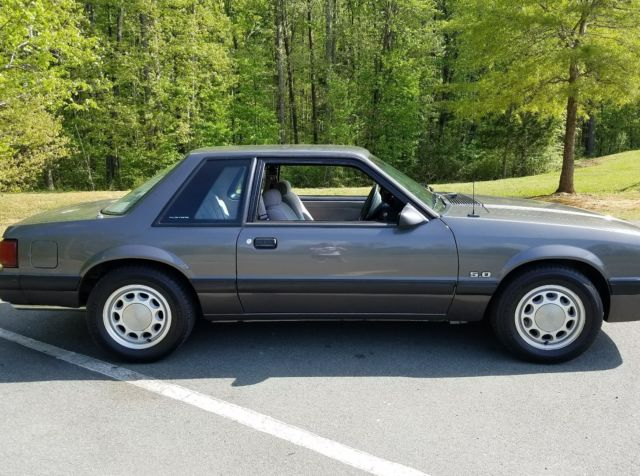 1990 mustang coupe lx ssp police package fox body for sale. Black Bedroom Furniture Sets. Home Design Ideas