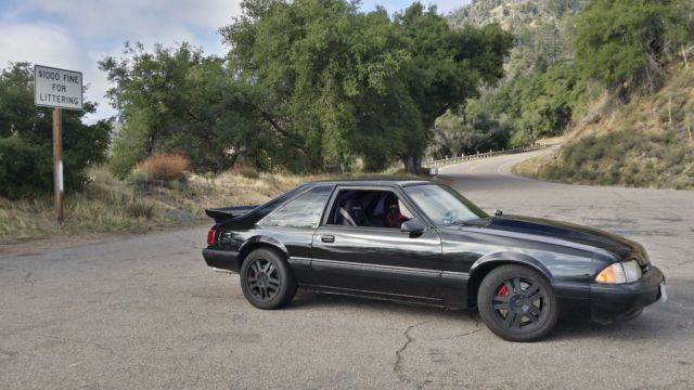 1990 Mustang lx ls6 t56 Swap Full Maximum Motorsports for