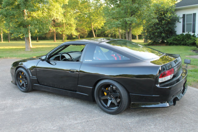 1990 Nissan 240sx S13 S13 5 S15 RB25 Fully Built Street Car