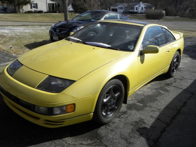 1990 nissan 300 zx tt for sale nissan 300zx twin turbo 1990 for sale in binghamton new york. Black Bedroom Furniture Sets. Home Design Ideas
