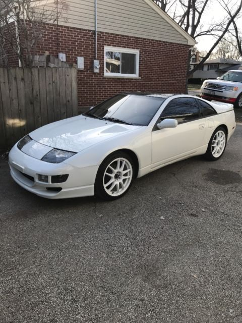 1990 nissan 300zx twin turbo low reserve for sale nissan 300zx 1990 for sale in buffalo grove. Black Bedroom Furniture Sets. Home Design Ideas