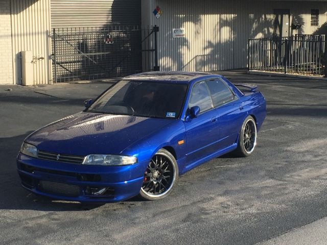 1990 nissan skyline gts salvage rebuildable project car runs and drives for sale nissan gt r. Black Bedroom Furniture Sets. Home Design Ideas
