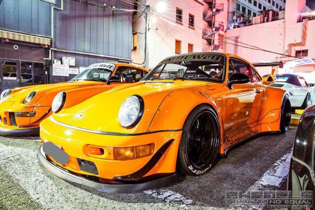 Cars Com Dealer Reviews >> 1990 RWB Porsche 911 for sale - Porsche 911 1990 for sale in San Bruno, California, United States