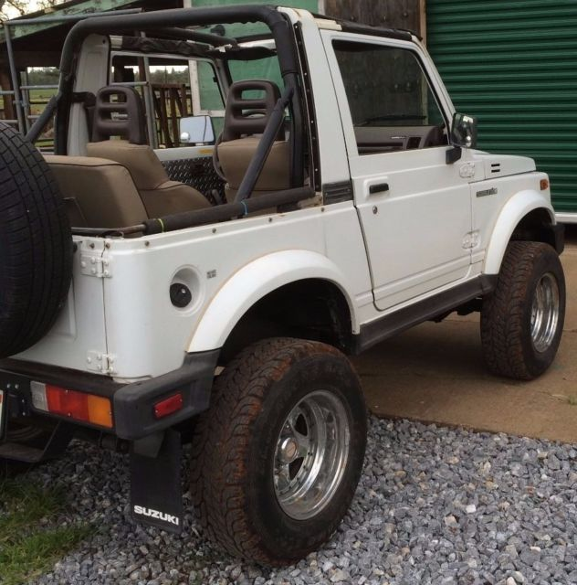1990 Suzuki Samurai Jl For Sale