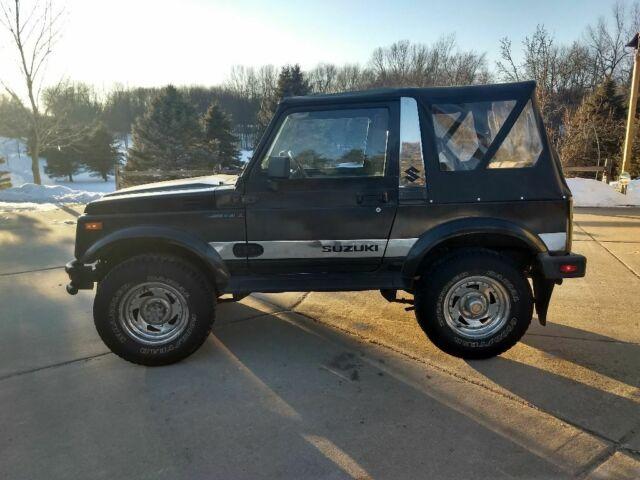 1990 Suzuki Samurai Jl 4x4 For Sale