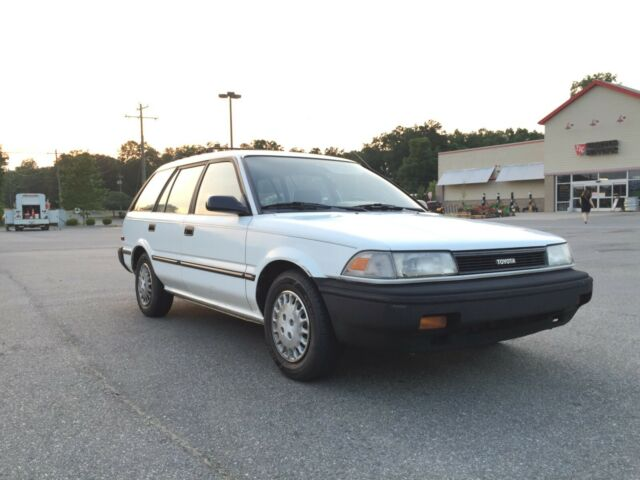 1990 toyota corolla wagon zero rust extremely clean very nice car for sale toyota corolla dx wagon 1990 for sale in charlotte north carolina united states davids classic cars