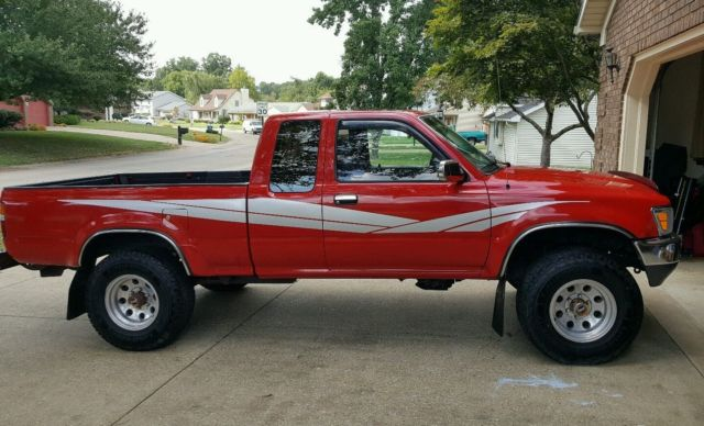 1990 toyota pickup sr5 xtra cab 4x4 v6 for sale toyota other sr5 4x4 xtra cab 1990 for sale in. Black Bedroom Furniture Sets. Home Design Ideas