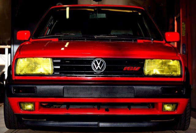 1990 Volkswagen Jetta Gli Mk2 2 0 16v For Sale