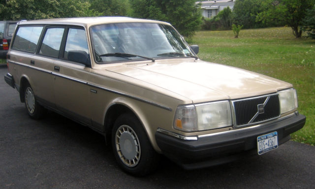 1990 volvo 240 station wagon 5 speed manual clean southern car in ny for sale volvo 240 1990. Black Bedroom Furniture Sets. Home Design Ideas