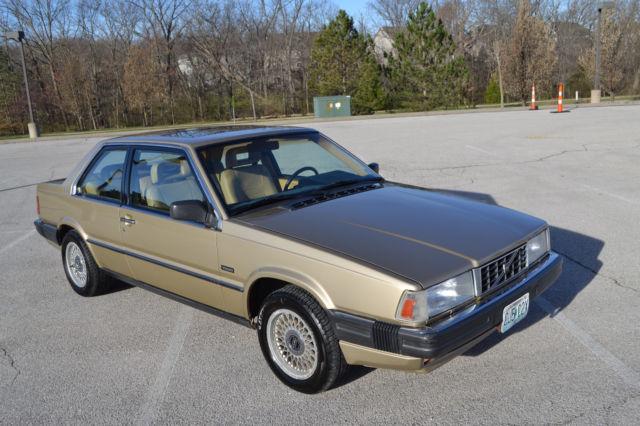 1990 Volvo 780 Bertone Turbo for sale - Volvo 780 Bertone Turbo 1990 for sale in Glencoe ...