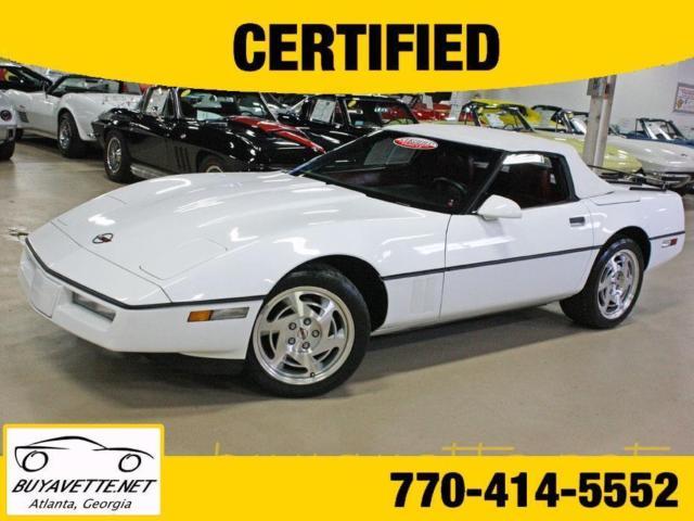 White Corvette Buyavette Inc Atlanta For Sale Chevrolet - Buyavette car show