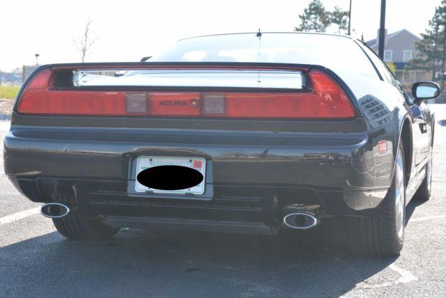1991 Acura NSX 8,636 Original Miles 1-OWNER!! Manual ...