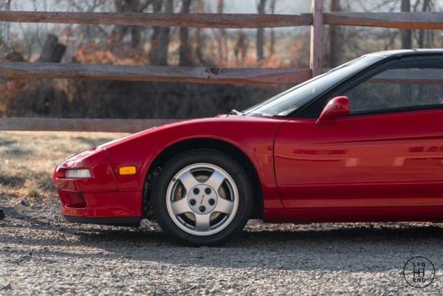 1991 Acura NSX Manual, All original 68k miles 2.49% ...