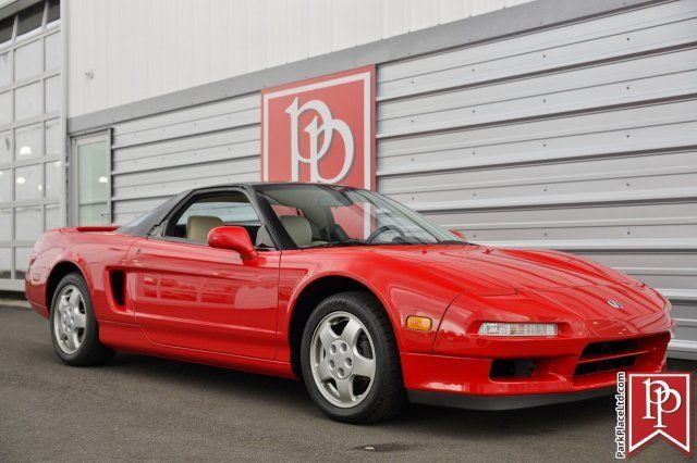 1991 acura nsx only 17 654 miles formula red on black for sale acura nsx 1991 for sale in. Black Bedroom Furniture Sets. Home Design Ideas