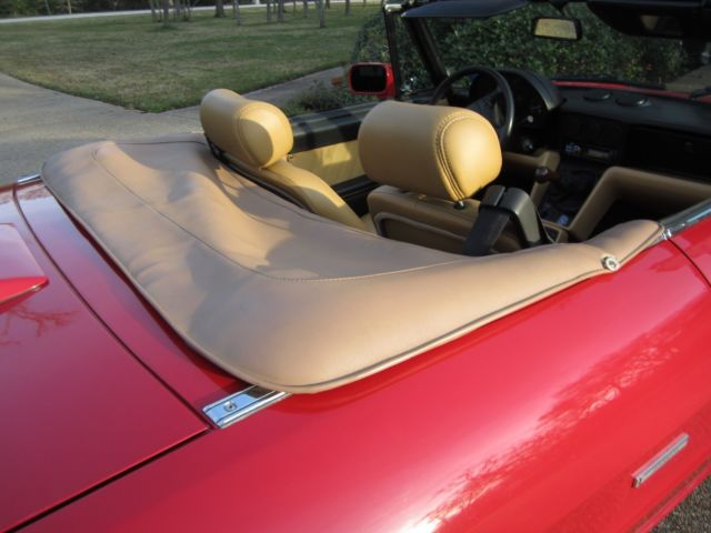 1991 Alfa Romeo Spider, Series 4 For Sale