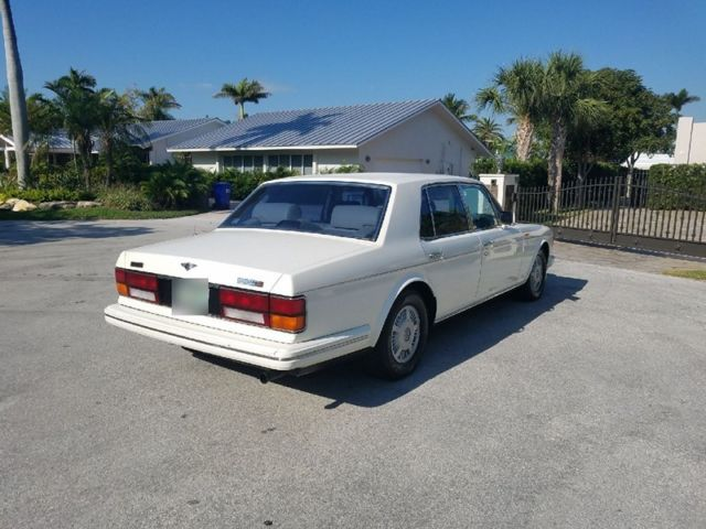 1991 Bentley Mulsanne 48k Miles. Classic in nice Condition ...