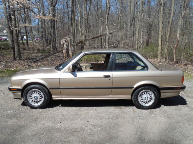 1991 bmw 325i coupe 20 600 orig miles excellent all sport options e 30 for sale bmw 3. Black Bedroom Furniture Sets. Home Design Ideas