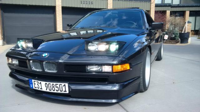 1991 Bmw 850i Mk Motor Sports 2