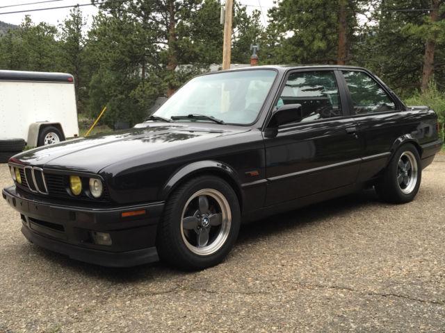 1991 Bmw E30 318is with M62B44 V8/5spd swap for sale - BMW 3