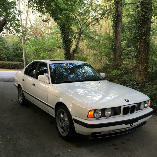 1991 BMW M5 E34 Mechanically Perfect! S38 Dealer Renovated