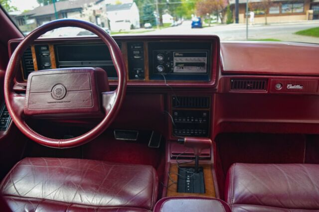 1991 cadillac seville in excellent condition red interior digital dash for sale cadillac seville sts 1991 for sale in coeur d alene idaho united states davids classic cars