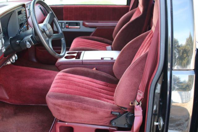 1991 Chevrolet 454 SS **23K original miles** C1500 **SUPERCHARGED