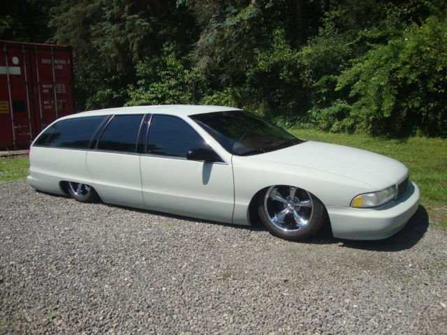 1991 Chevrolet Caprice Wagon Custom Lowrider For Sale Chevrolet Caprice 1991 For Sale In Beloit Ohio United States