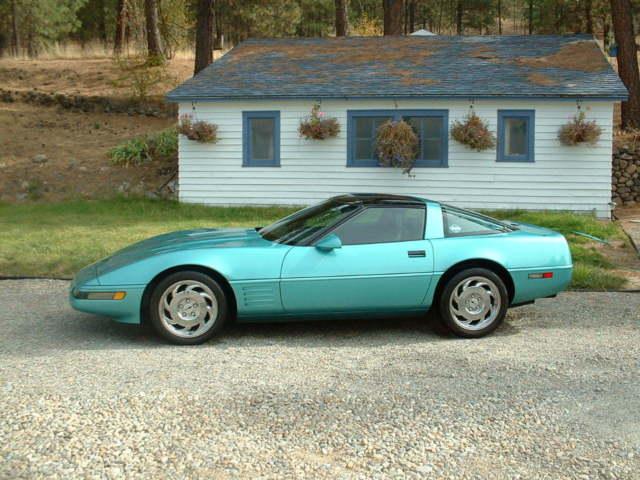 1991 Chevrolet Corvette 18,812 Actual Miles!! Rare