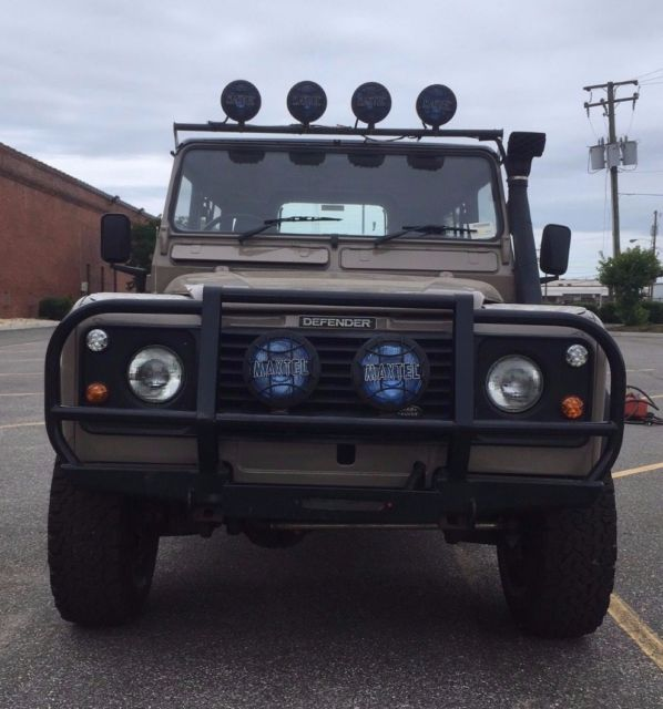 1991 Defender 90 Strong Running 200 TDi For Sale