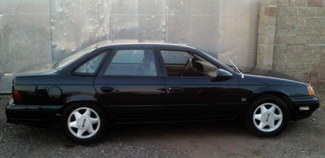 1991 ford taurus sho 5 speed 63k original miles rust free bone stock extras for sale ford. Black Bedroom Furniture Sets. Home Design Ideas