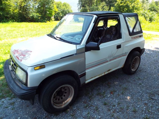1991 geo tracker 4wd for sale geo tracker g80 1991 for sale in etowah tennessee united states. Black Bedroom Furniture Sets. Home Design Ideas