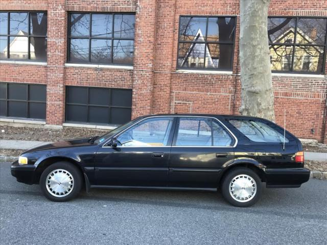 1991 honda accord ex wagon 2 2l 4cyl automatic 93k miles must see no reserve for sale. Black Bedroom Furniture Sets. Home Design Ideas