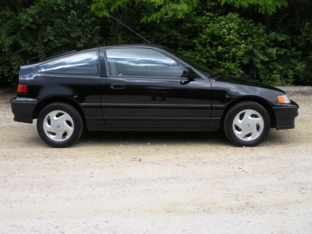1991 honda crx si all original for sale honda crx si 1991 for sale in yorkville illinois. Black Bedroom Furniture Sets. Home Design Ideas