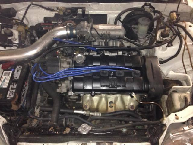 1991 Honda CRX si DOHC ZC swap for sale - Honda CRX 1991 ...