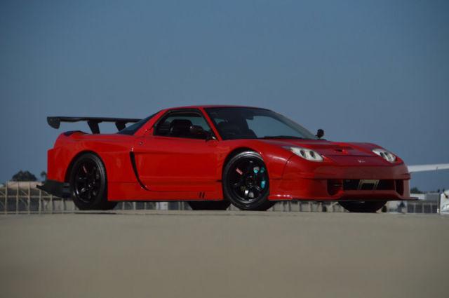 1991 HONDA NSX RHD For Sale In Long Beach California For