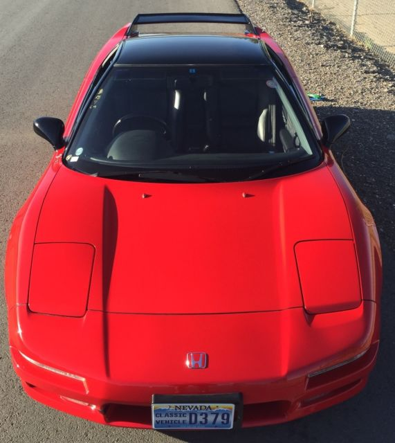 1991 Honda NSX Right Hand Drive (not An Acura NSX) For
