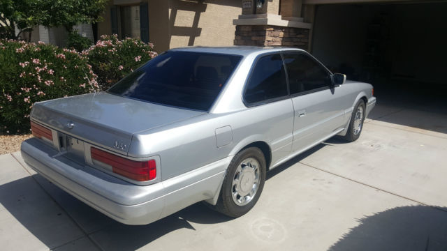 1991 Infiniti M30 Base Coupe 2 Door 3 0l For Sale Infiniti M30