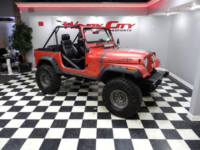 1991 jeep wrangler 4x4 custom roll cage custom paint. Black Bedroom Furniture Sets. Home Design Ideas