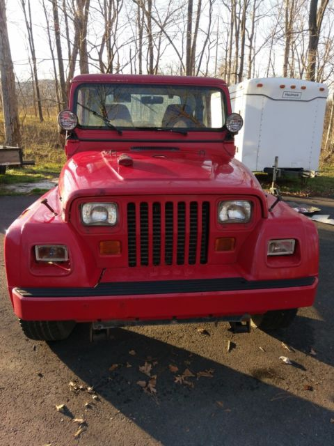 1991 jeep wrangler renegade 4 0 yj hard top and new soft top for sale jeep wrangler 1991 for. Black Bedroom Furniture Sets. Home Design Ideas