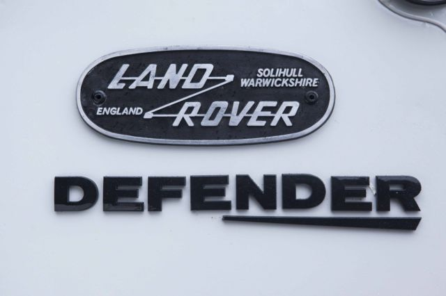 1991 Land Rover Defender 110 Double Cab Crew Cab Pick
