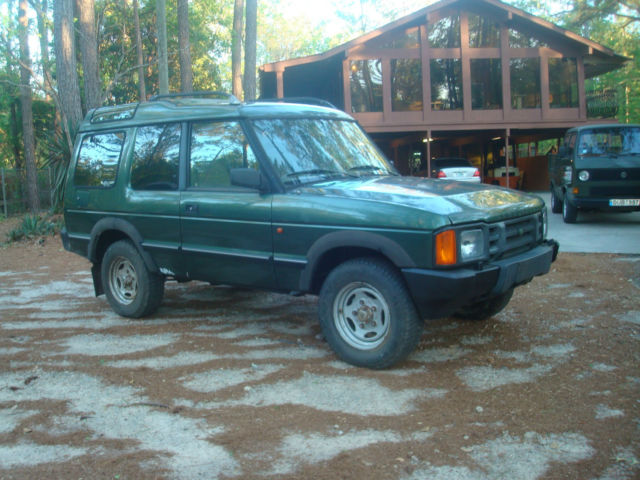 1991 land rover discovery 2