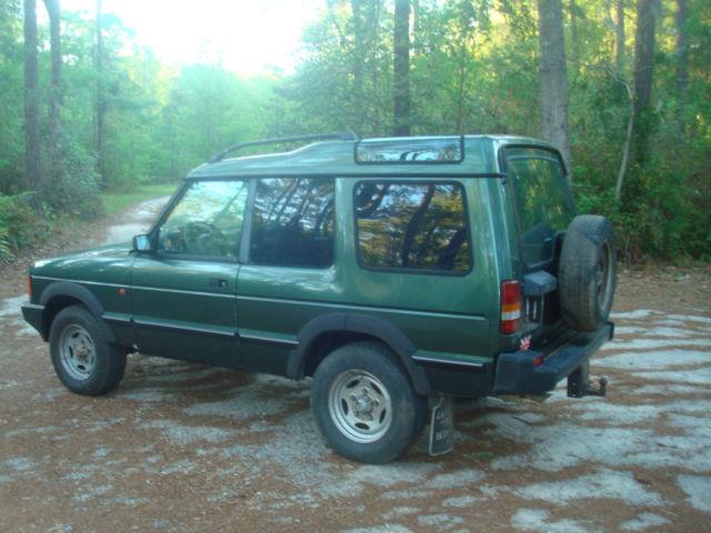 1991 Land Rover Discovery 2 Door 5 Speed Manual Euro Rare