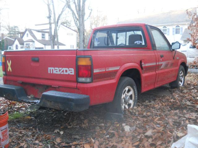 1991 Mazda B2200 For Sale Mazda B Series Pickups 2200 1991