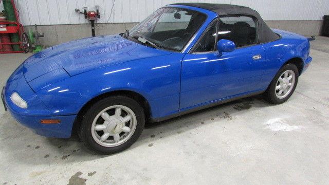 1991 Mazda Miata 2 Door Convertible One Owner LOW miles ...