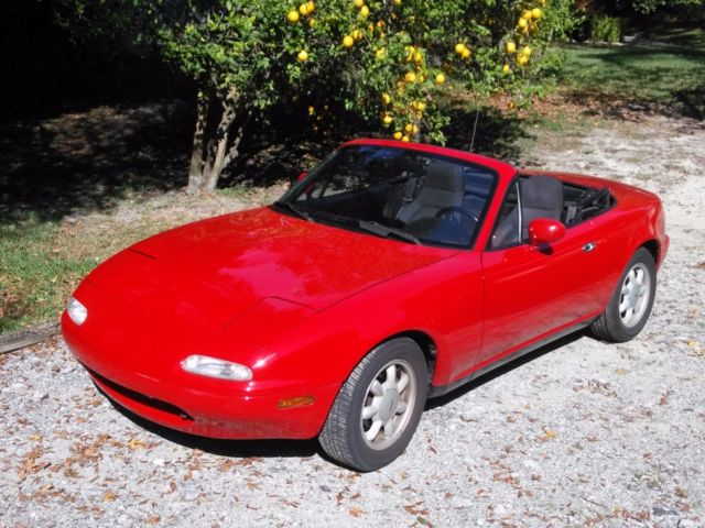 1991 mazda miata excellent condition for sale mazda mx 5 miata b. Black Bedroom Furniture Sets. Home Design Ideas